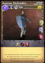 Asyran Defender
