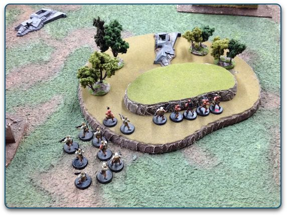 Hill Deployment