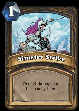 Sinister Strike