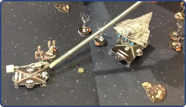 Hyperspace Assault!