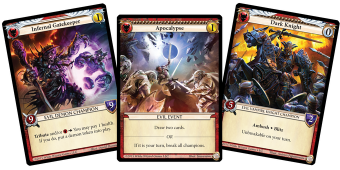 Evil cards