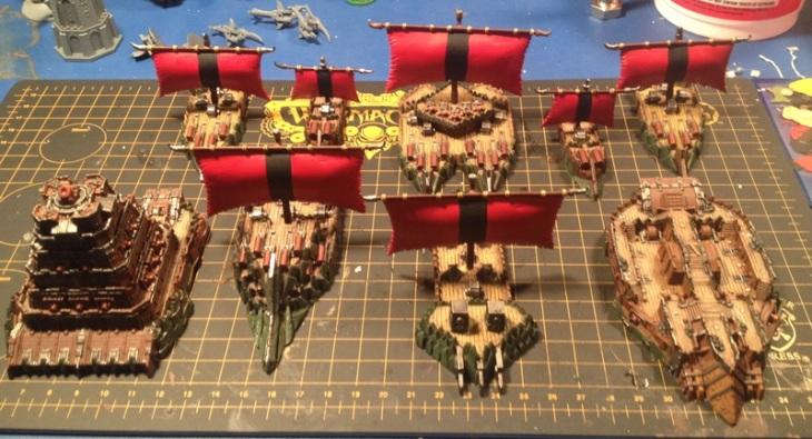The Orcs so far