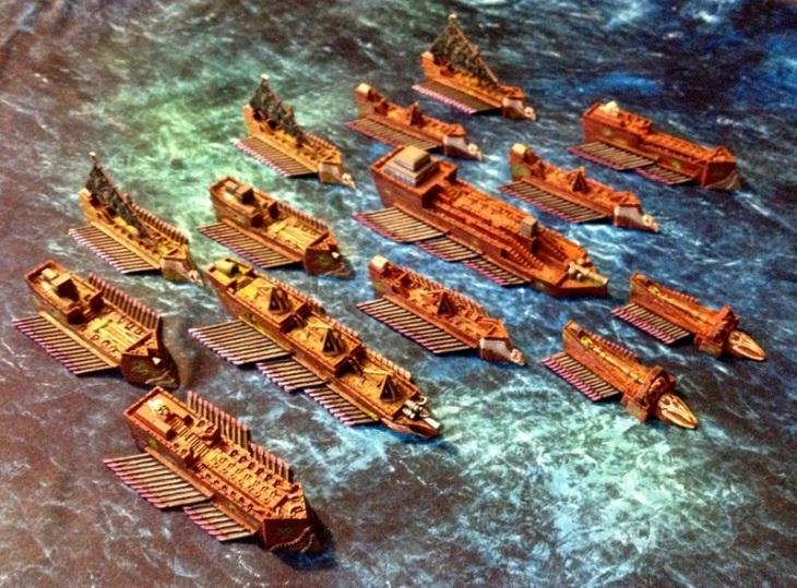 Bone Griffon Fleet