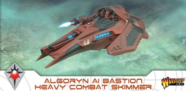 Heavy Combat Skimmer