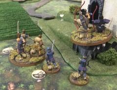 Monks and Samurai