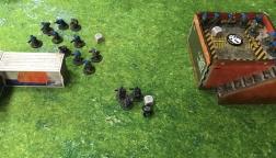 Rebels advance!