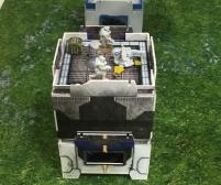 Plasma Cannon team deployed