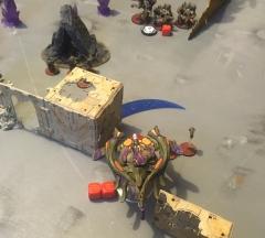 The Mahran Vesh moves to attack