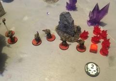 The Isorians survive a break test